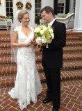 Jill Kelley was invited to the wedding of Anne Petraeus and Matt Mauney, alongside her twin sister Natalie Khawam