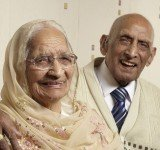 Karam and Katari Chand have lived in wedded bliss for 87 years making them the world's longest married couple