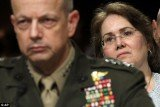 Kathy Allen, wife of General John Allen, was reportedly unhappy about his close friendship with Jill Kelley