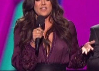 Khloe Kardashian started off X Factor shows with a bang exposing her nipple