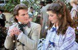 Kirstie Alley recently admitted to falling in love with Patrick Swayze during the filming of their 1985 telemovie North and South