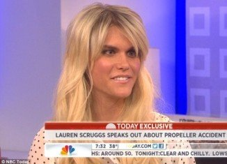 Lauren Scruggs has revealed for the first time what actually happened in the horrific accident that robbed her of left arm and eye