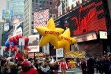 Macy's Thanksgiving Parade in New York City