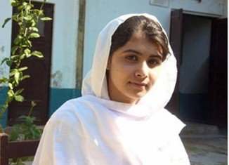 Malala Yousafzai wanted to thank well-wishers for helping her survive and stay strong
