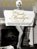 Marilyn Monroe Playboy's special edition on the 50th anniversary of her death
