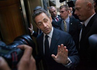 Nicolas Sarkozy is suspected of accepting thousands of euros from L'Oreal heiress Liliane Bettencourt, France's richest woman