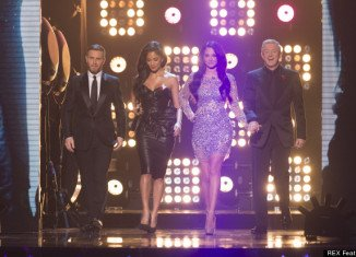 Nicole Scherzinger and Tulisa Contostavlos step out onto the X Factor stage every week dressed to nines and fighting to be crowned the most fashionable judge