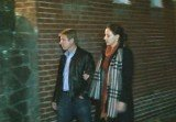 Paula Broadwell and Dr. Scott Broadwell were seen together for the first time since the David Petraeus scandal broke
