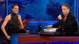 Paula Broadwell appeared in January on The Daily Show with Jon Stewart to promote David Petraeus biography