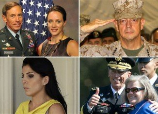 Paula Broadwell sent an anonymous email to General John Allen about Florida socialite Jill Kelley, as she suspected Kelley of having a romantic relationship with David Petraeus as well