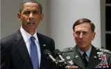 President Barack Obama says he has seen no evidence that David Petraeus' extramarital affair compromised national security