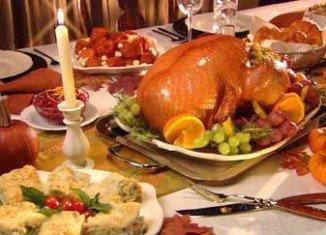 Thanksgiving Dinner Menu Ideas