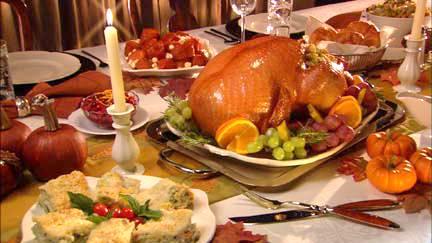 Thanksgiving dinner menu ideas for Traditional southern thanksgiving dinner menu