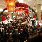 Thanksgiving weekend has become the official kick-off of the holiday shopping season with stores offering major sales and Black Friday deals to lure shoppers
