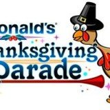 The 79th Anniversary of the McDonald's Thanksgiving Parade will march down Chicago's State Street on November 22nd, 2012