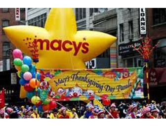The 86th Annual Macy's Thanksgiving Day Parade will begin on Thursday, November 22, 2012, at 9 am
