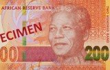 The first banknotes featuring the face of former President Nelson Mandela have gone into circulation in South Africa