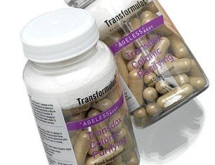 Transformulas Transdox Colonic Purifying tablet promises to regulate your digestive system, cleanse and regulate the colon, and even flatten your tummy