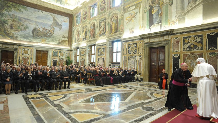 Vatican Pontifical Academy for Latin will promote the knowledge and study of the language from classical times to the present day