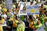 Wal-Mart employees are planning to stage their largest walkout ever on Black Friday, the biggest holiday shopping day at the world's largest retail store