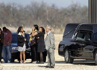 A memorial service and funeral have been held in North Texas for Kasandra Perkins, the slain girlfriend of Kansas City Chiefs linebacker Jovan Belcher