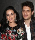 After months of speculation, Katy Perry was finally heard introducing John Mayer as her boyfriend Wednesday night