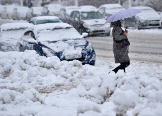 At least 83 people have died in Ukraine from a cold spell that has been gripping the country