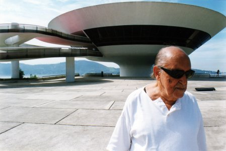 Brazilian architect Oscar Niemeyer, who designed some of the 20th Century's most famous modernist buildings, has died just before his 105th birthday