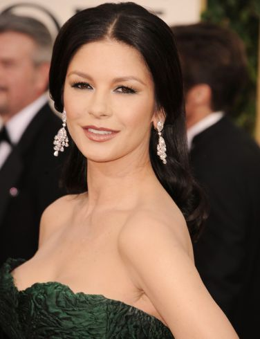 Catherine Zeta-Jones went public about her bipolar disorder last year