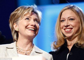 Chelsea Clinton is set to become the new face of the Clinton family political dynasty