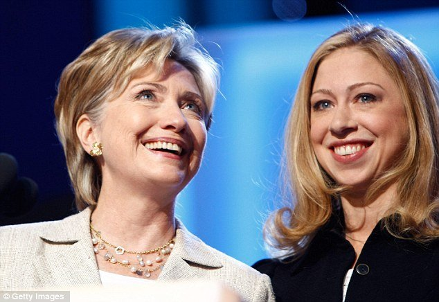Chelsea Clinton Set To Continue Family Political Dynasty