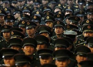 China has banned elaborate state-funded banquets for its top military officials