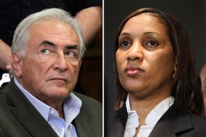 Dominique Strauss-Kahn has signed a settlement with hotel maid Nafissatou Diallo