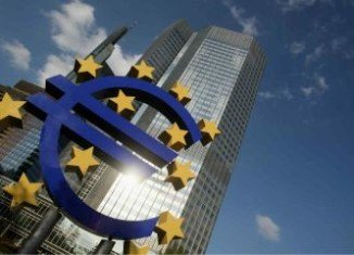 ECB has revised down its eurozone growth forecasts for 2012 and 2013