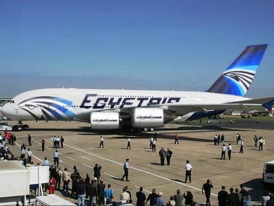 Egyptair has announced it will resume flights to the Syrian cities of Damascus and Aleppo on Monday, after a three-day suspension by many airlines over security on the airport roads