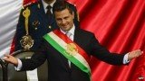 Enrique Pena Nieto has been inaugurated as Mexico's new president