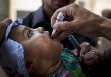 Five female Pakistani polio vaccination workers have been fatally shot in a string of co-ordinated attacks