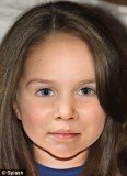 Forensic expert Joe Mullins has scientifically forecasted how the Duke and Duchess of Cambridge's little girl could look