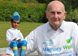 Gerry Anderson, the creator of hit TV show Thunderbirds, has died aged 83