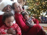 Inside Mariah Carey and Nick Cannon's magical white Christmas with twins Monroe and Moroccan