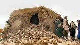 Islamists in Mali have begun destroying remaining mausoleums in the historic city of Timbuktu