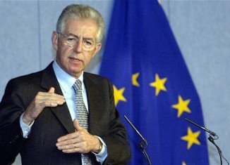 Italian Prime Minister Mario Monti has resigned today, keeping a promise to step down after the passing of his budget by parliament