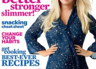Jessica Simpson has revealed her new figure posing on the front of Weight Watchers magazine