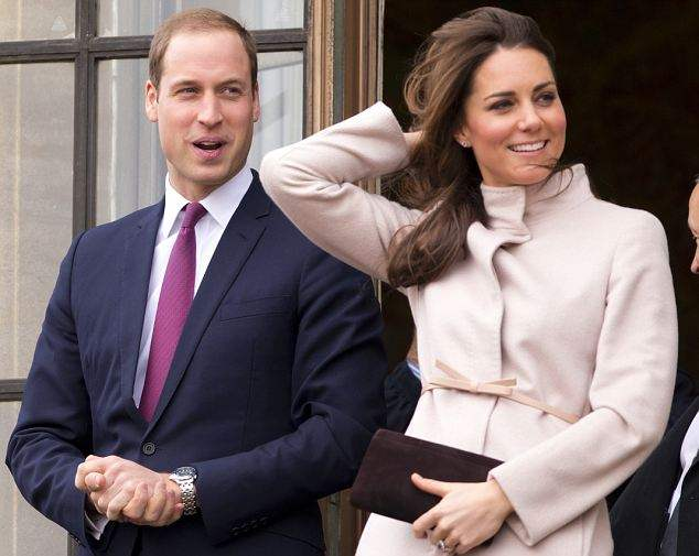 Kate Middleton was taken to King Edward VII Hospital in Central London with acute morning sickness this afternoon