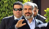 Khaled Meshaal, the exiled political leader of Hamas, has called his first visit to the Gaza Strip his third birth