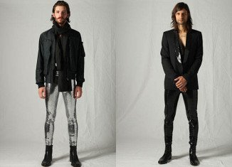 Meggings are the latest trends in men's fashion in 2013