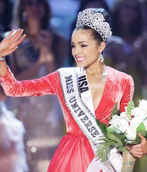 Miss US Olivia Culpo won Miss Universe 2012 crown