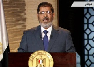 Mohamed Morsi has ordered the military to maintain security and protect Egypt institutions in the run-up to a controversial referendum on a new constitution