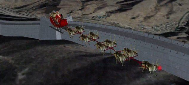 NORAD and Google Santa Tracker competition to follow ...
