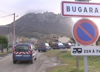 One spot thought by some to destined to escape the end of the world is the mountain of Bugarach in southern France